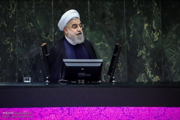 روحاني: أمريكا تخشى قدرات إيران