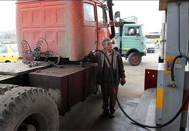 یارانه پنهان ۲۳هزارمیلیارد تومانی به گازوئیل/قیمت برمصرف اثر دارد
