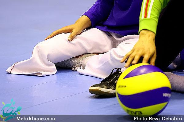 تیم ملی والیبال نشسته آلمان جمعه شب وارد ایران می شود