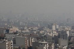 هوای آلوده مشهد