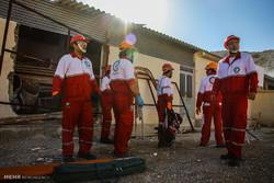 مانور ایمنی و زلزله در مهرستان برگزار شد