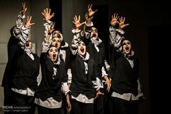 """""""الفهرس"""" تبدأ عروضها على خشبة مسرح طهران/صور"""