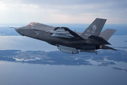 F-35 jet not to fly to Turkey