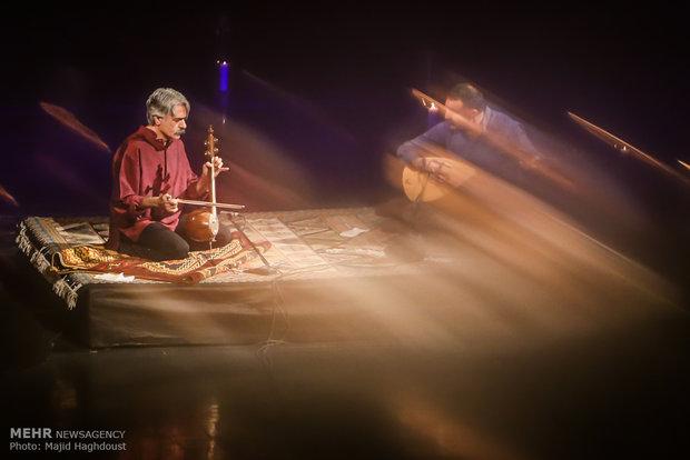 أمسية موسيقية مشتركة بين الكمنجة الفارسية والساز التركي