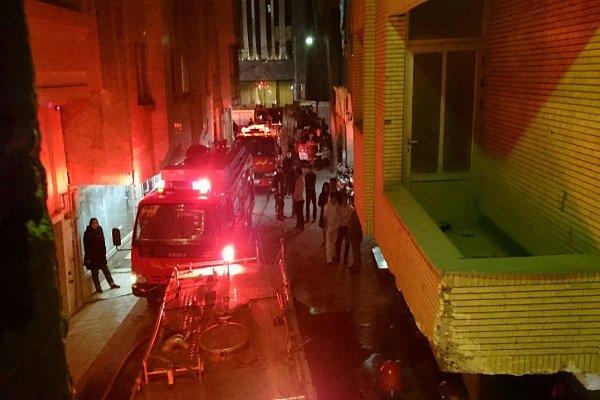 تشخیص علت آتش سوزی یک حسینیه در ورامین/پیگیری قضایی ادامه دارد