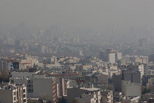 کاهش کیفیت هوای در کلان شهر اصفهان در  روزهای آخر هفته