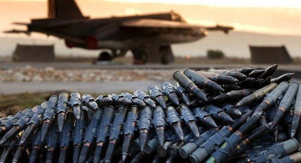 Russia delivers over 710K tonnes of military supplies for Syrian operations
