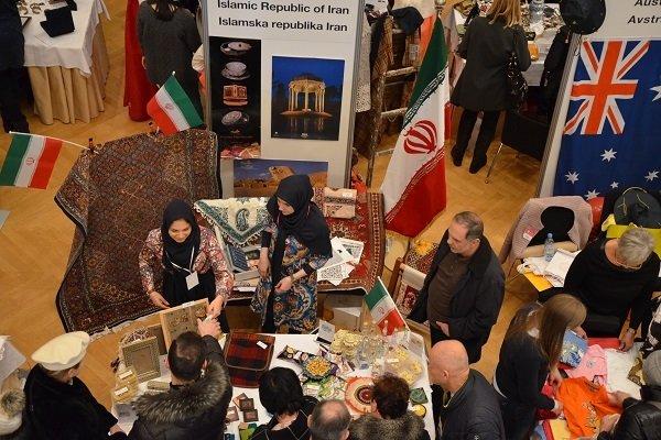 Iran attends SILA intl. charity bazaar in Slovenia