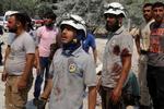 کلاه سفیدها در جنگ سوریه