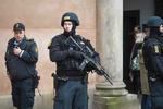 پلیس دانمارک به حال آماده باش درآمد