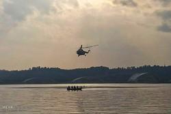 ۳ سرنشین بالگرد شرکت هلیکوپتری ایران در آبهای خلیج فارس پیدا شدند