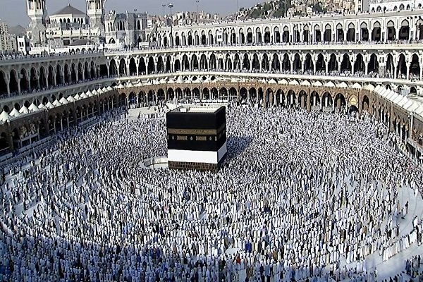 VIDEO: Frenchman commits suicide at Mecca