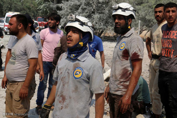 'White Helmets' support terrorism, Zionism under pretext of human rights