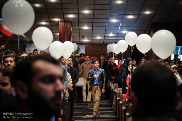 Natl. University Student Day commemorated in Iran