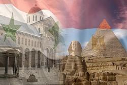 مصر على جبهات سوريا !