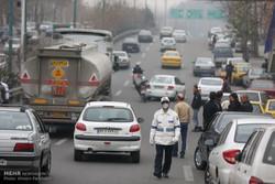 سومین روز آلوده پایتخت به دلیل افزایش آلاینده ازن
