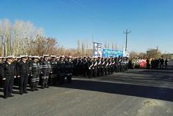 طرح انتظامی ترافیکی زمستانه ناجا در استان سمنان آغاز شد