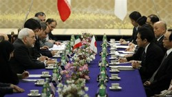 Zarif urges Japan to support JCPOA, combat terrorism