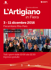 International Craft Selling Exhibition (L'Artigiano in Fiera