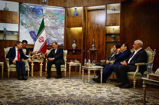 جهانغيري : إيران مستعدة لتقديم مساعدات إنسانية أكبر في المنطقة