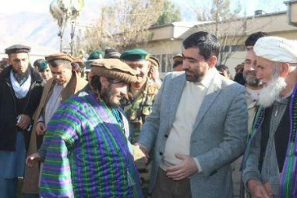 گروه ۲۰ نفری طالبان در افغانستان تسلیم دولت شد