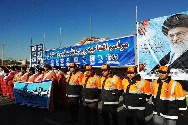 آغازطرح راهداری زمستانی آذربایجان غربی/استقرار راهداران در۶۷ نقطه,