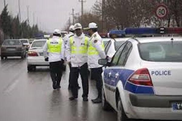 کراپشده - پلیس راه