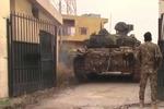 فیلم/نبرد سنگین ارتش سوریه با تروریستها در حلب