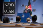ربانی: روابط افغانستان با ناتو وارد مرحله مشارکت راهبردی شده است