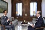 پاسخ بشار اسد به مواضع اردوغان