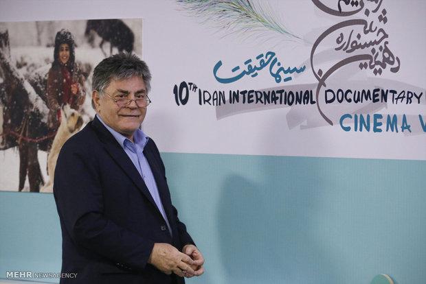 4th day of Cinema Vérité in Tehran