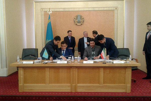 İran ve Kazakistan sporla ilgili protokol imzaladı