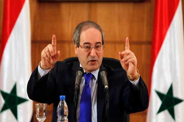 2297930 » مجله اینترنتی کوشا » نامزد های سکانداری وزارت خارجه سوریه کدامند؟ 1