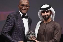 تجلیل از ساموئل ال جکسون در جشنواره بینالمللی فیلم دوبی