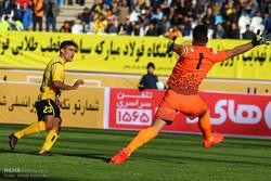 الدوري الممتاز : سباهان اصفهان يهزم صبا قم 4-1