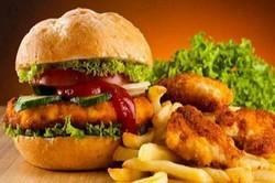 افزایش ریسک ابتلا به سرطان با مصرف همبرگر و پیتزا
