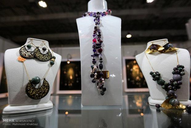 İran'da Mücevher Fuarı düzenleniyor