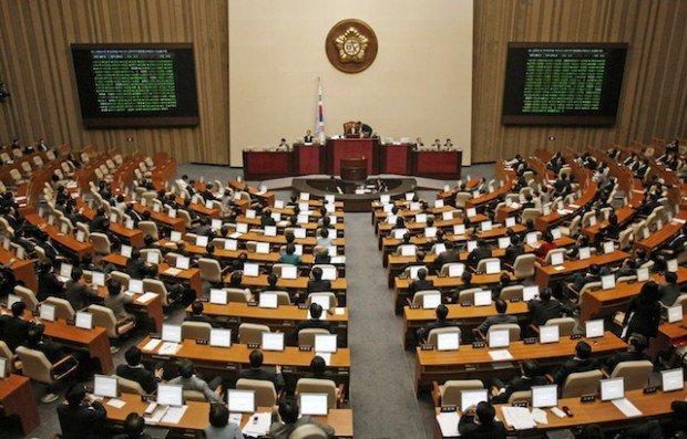 برلمان كوريا الجنوبیة يقيل رئيسة البلاد
