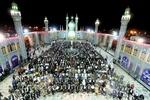 ثبت نام اعتکاف مسجد اعظم آستان محمد هلال بن علی(ع) آغاز شد