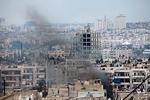 افزایش شمار تلفات حملات خمپارهای به دمشق به ۱۲ کشته و ۳۰ زخمی