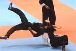ایران با ۲۲ سبک هنرهای رزمی جایگاه خوبی در سطح آسیا و جهان دارد