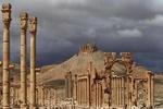 فیلم/داعشی ها از تدمر می گریزند