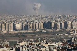 گروههای مسلح همچنان مانع از خروج غیرنظامیان از غوطه شرقی میشوند