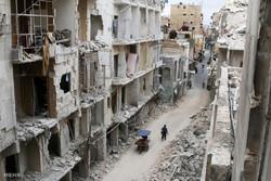 حلب قبل و بعد از جنگ سوریه