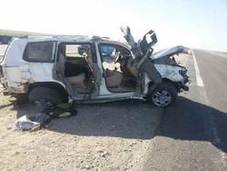 سقوط 55 بين قتيل وجريح بحادث سير في أفغانستان