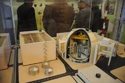 نمایشگاه انرژی هسته ای در شاهرود