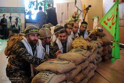 اردوهای هفت اقلیم یکی از دستاوردهای کنگره شهدای استان مرکزی است
