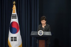South Korea's leader