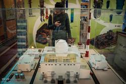چهلوششمین نمایشگاه دستاوردهای هستهای در یزد گشایش یافت