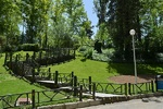 پارک تفریحی و بلوار در کیاسر احداث می شود